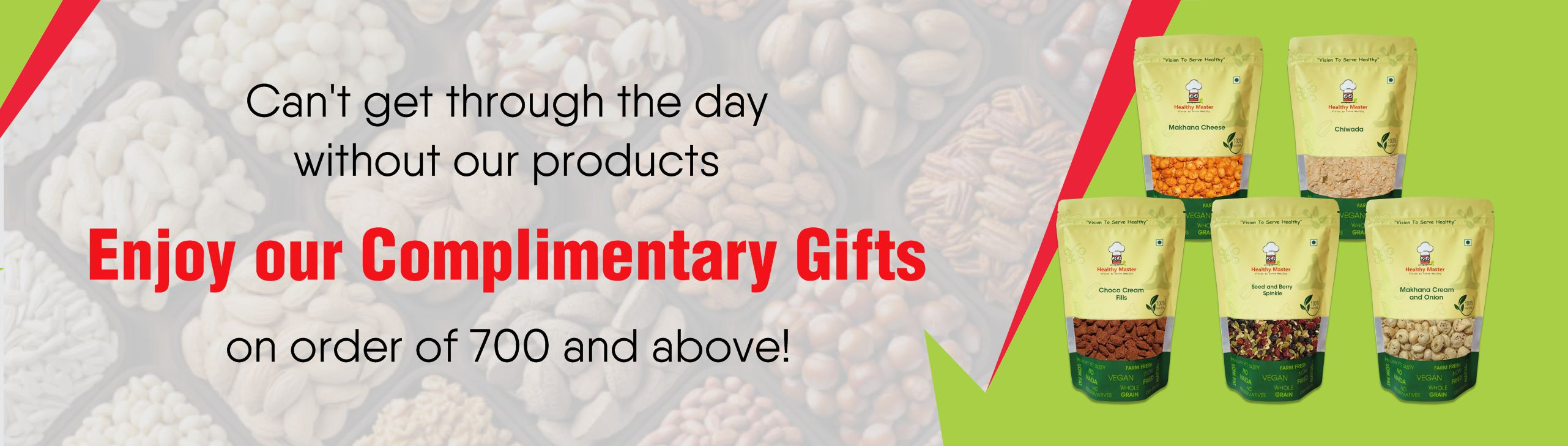 Complimentary Items