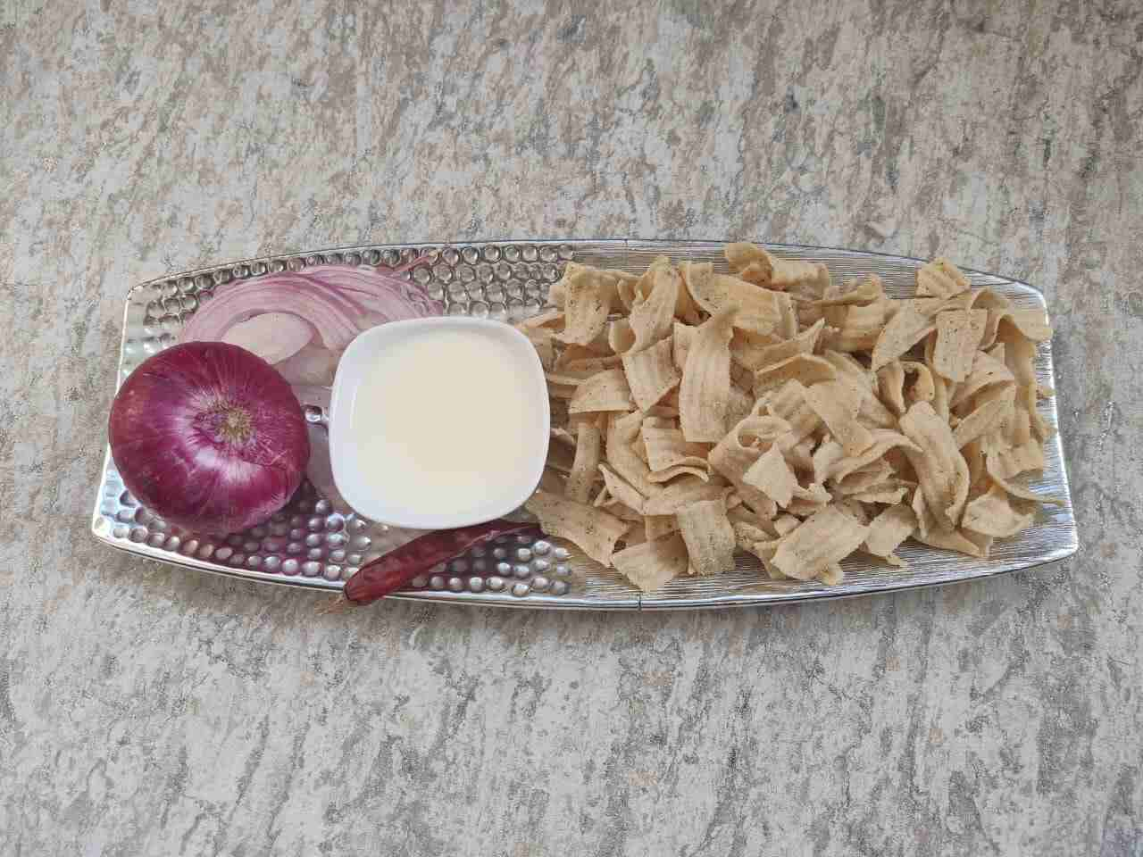 Baked Oats chips