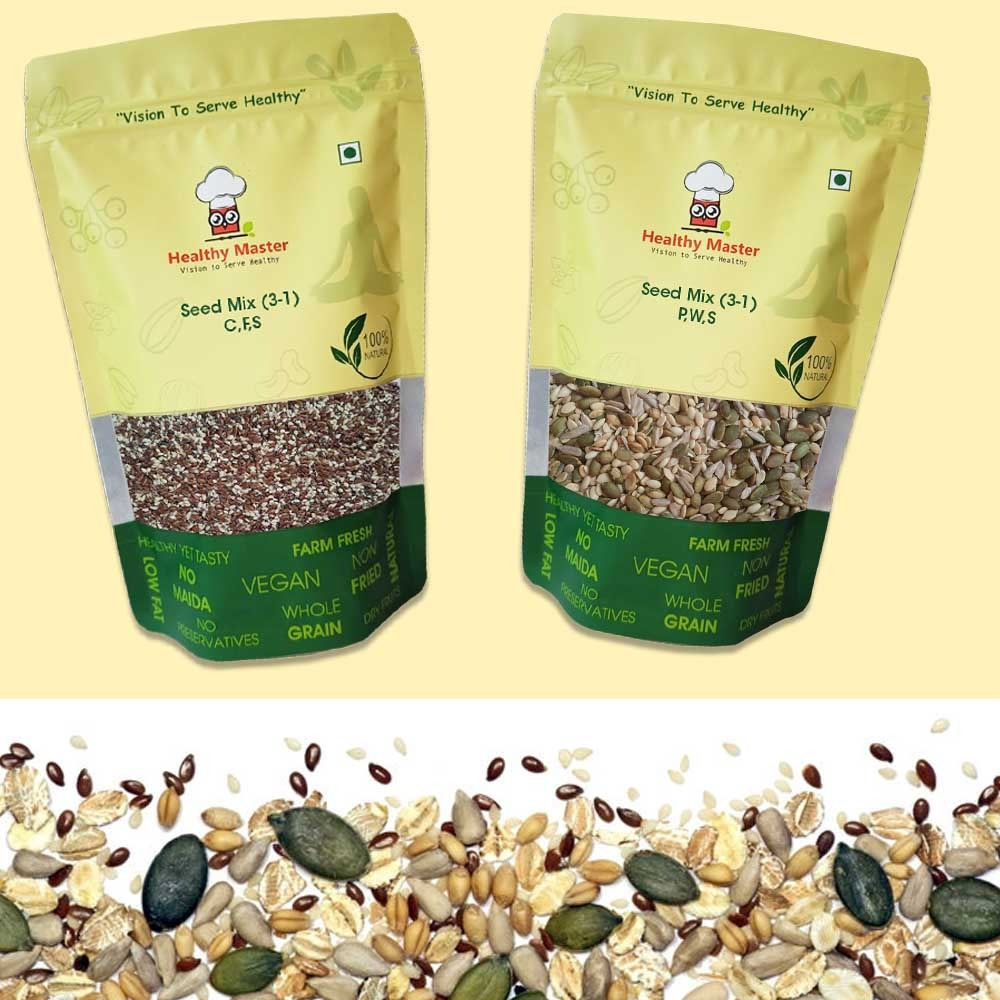 Healthy Seed Mix Combo