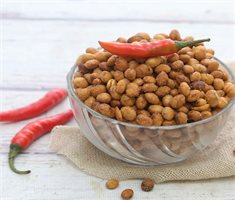 Soya Nut Hot and Spicy