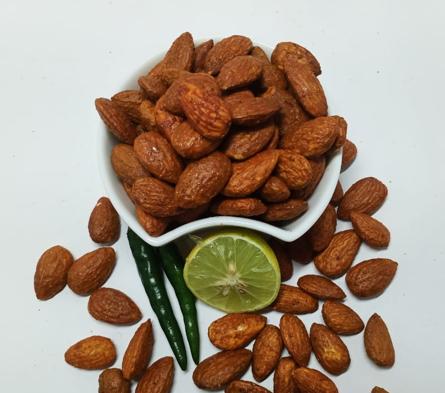 Almond Lime and Spicy