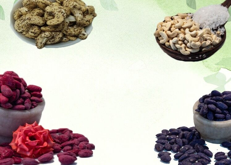 Flavoured Nuts